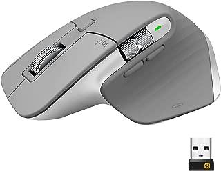 Logitech 罗技 MX Master 无线鼠标 适用于Windows/Mac,带连接910-005695 MX Master 3