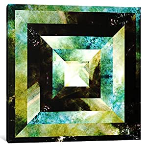 iCanvasART HOD131-1PC6 Hip to Be Square Canvas Print by Heather Offord, 1.5 by 37 by 37-Inch