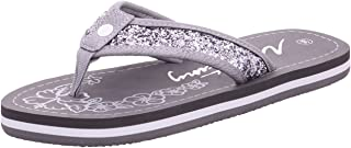 MUSTANG 女孩 5041-702-2 夹趾拖鞋