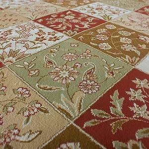 锦川 美式乡村欧式古典田园 客厅茶几卧室沙发 120×180CM poppy-gi 绿色