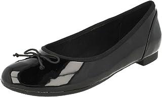 Clarks Couture Bloom女士芭蕾平底鞋