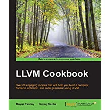 LLVM Cookbook (English Edition)