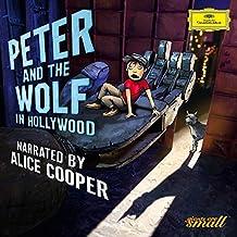 进口CD:好莱坞的彼得与狼/艾里斯·酷派 Peter And The Wolf In Hollywood/Alice Cooper and Sergei Prokofiev(CD)4794888