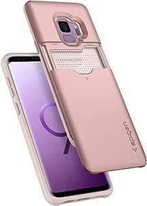 Spigen Slim Armor CS Samsung Galaxy S9 (2018) 手机壳变体父代592CS22864 玫瑰金