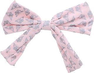 19.05 厘米蝴蝶结蝴蝶发夹,适合女士和女孩 均码