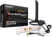 GIGABYTE GC-CI22M_A CNVi WiFi 无线-AC *套件
