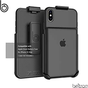 Apple 智能电池壳皮带夹皮套 - 不含智能手机壳BLT-SBC-61 (iPhone XR Smart Case) iPhone XR iPhone XR