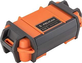 Pelican Ruck Case 对开式 黑色RKR200-0000-OR  R20 Case 橙色