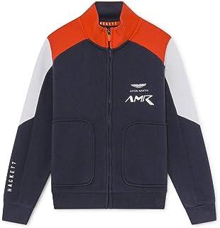 Hackett London 男童 Amr Moto Flzp Y 毛衣
