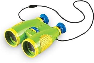 Learning Resources 初级科学大视野双筒探索游戏望远镜,适合年龄3+的人群