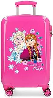 Disney Sparkle Like Magic 儿童行李箱,55 厘米 粉色(玫瑰色) 粉色(玫瑰色)