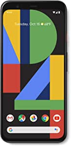 Google Pixel - 64GB - Unlocked 多种颜色GA01188-US Pixel 4 64GB Clearly White