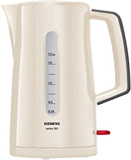 Siemens 系列 300 TW3A0107 - 水壺 - 奶油色/深灰色