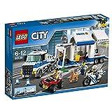 LEGO 乐高 LEGO City 城市系列 移动指挥中心 60139 6-12岁 积木玩具