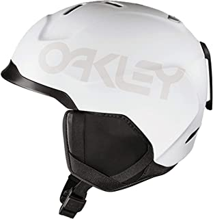 Oakley Mod3 工厂飞行员雪头盔,白色,中号