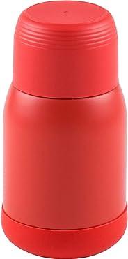 和平 Freiz 水壶 红色 180ml 两用型 水杯 直饮 真空隔热结构 小杯 RH-1489
