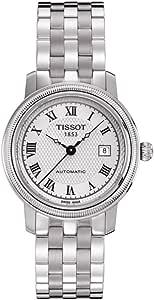 瑞士品牌 Tissot 天梭 港湾系列机械女士手表 T045.207.11.033.00