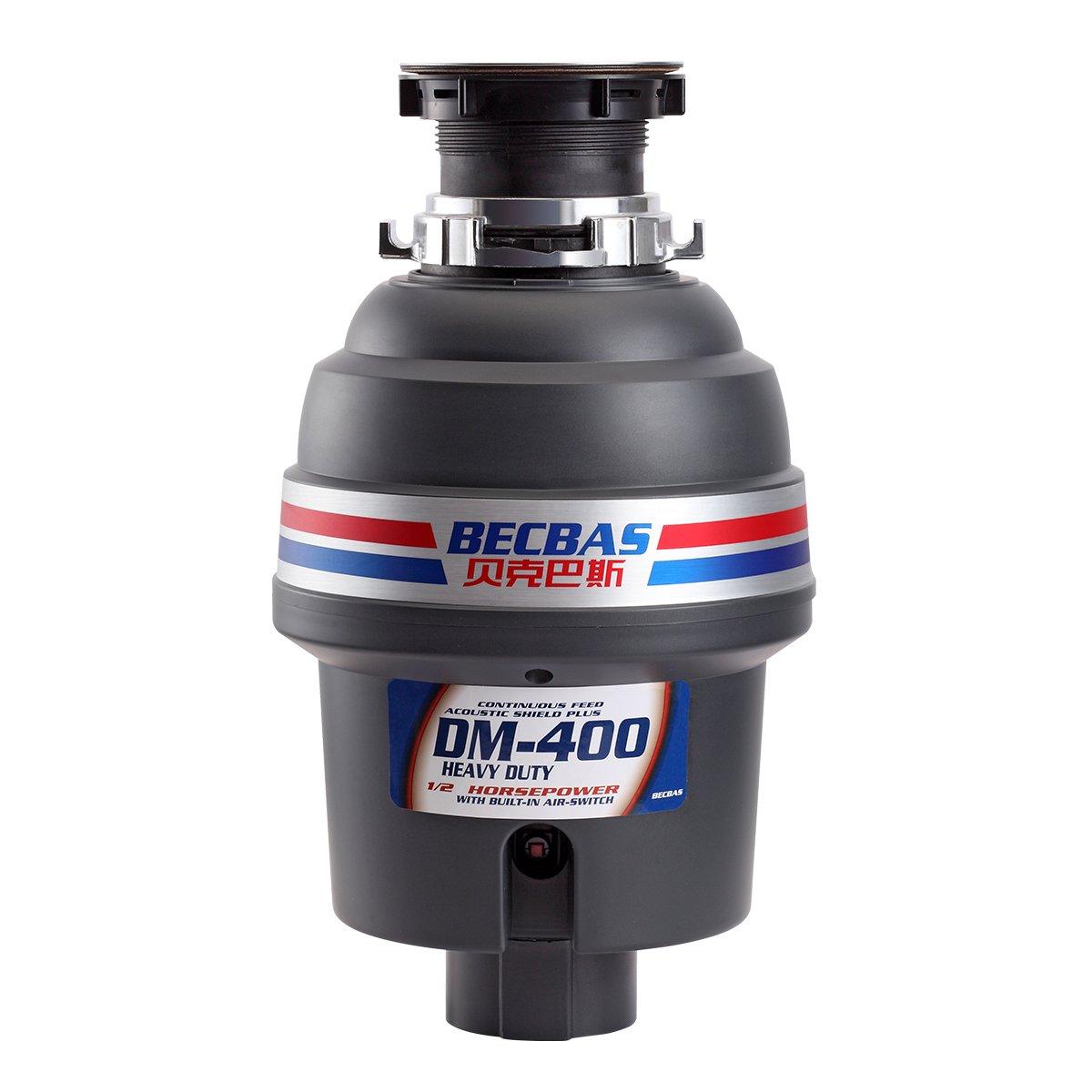 贝克巴斯/BECBAS DM-400 型食物垃圾处理器
