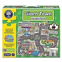 Orchard Toys 积木拼图 巨大号城市拼图