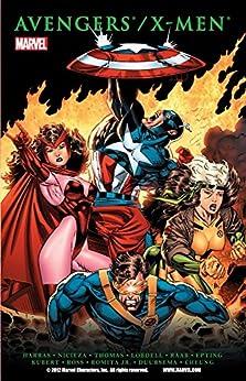 """Avengers/X-Men: Bloodties (English Edition)"",作者:[Various]"