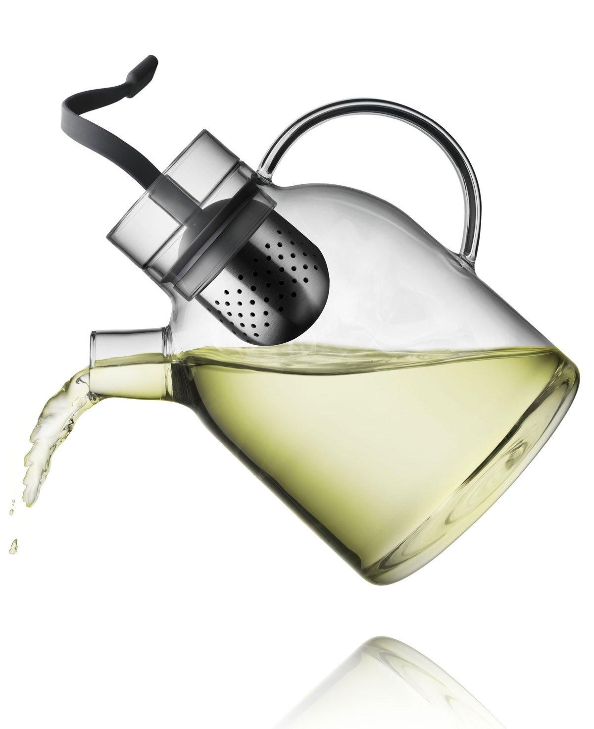 丹麦MENU玻璃透明茶壶