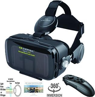 VR 耳机虚拟现实耳机 20200618V7.0  黑色带遥控器
