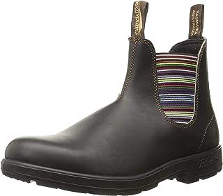Blundstone 男士 1409 圆头切尔西靴