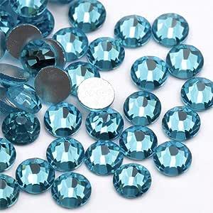 水晶 AB/Crystal FlatBack 玻璃水钻胶状修饰