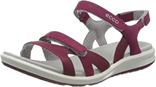 ECCO 女士 Cruise Ii 徒步凉鞋,灰色