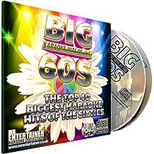 Mr Entertainer Big Karaoke Hits of The 60 年代(六 - 双 CD+G (CDG) 套装。 40 首经典歌曲
