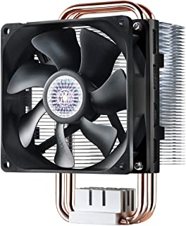 Cooler Master RR-HT2-28PK-R1 Hyper T2 - Compact CPU Cooler with Dual Looped Direct Contact Heatpipes, INTEL/AMD with AM4 S...