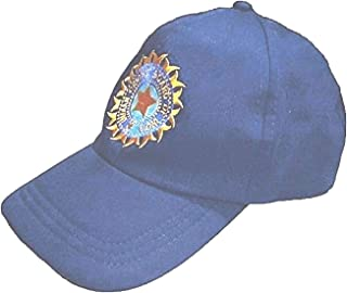 Gearex 休闲运动队印度 ODI T-20 板球男士支撑帽