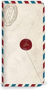 MITAS Disney 移动 sh-05°F 保护套翻盖式无腰带信信封邮票 B ( 144) NB - 0231- B / sh-05°F