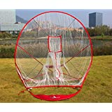 Galileo 棒球笼 击球笼 球网 垒球 击球 球网 后挡网 用于投球手