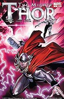 """The Mighty Thor (2011-2012) #1 (English Edition)"",作者:[Fraction, Matt]"