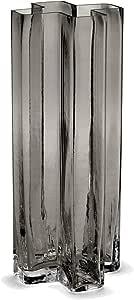 Holmegaard 花瓶 Fumo 10.3x10.3x26.2 4343837