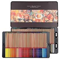 Marco 马可 雷诺阿涂色油性彩色铅笔72色铁盒装3100-72TN