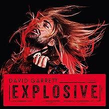 进口CD:华丽狂想曲/戴维·盖瑞 Explosive/GARRETT·DAVID(CD) 4749097