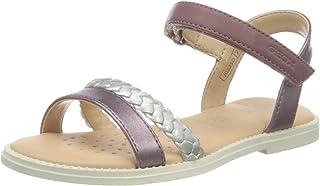 Geox 健乐士 女孩 J Karly Girl D 露趾凉鞋