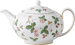 Wedgwood 野草莓 茶壶 相关 白色 600ml 50105506980
