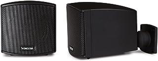 Fonestar cube-62 12瓦黑色扬声器 - 扬声器(XLR,有线,终端,12瓦,150-20000 Hz,黑色)