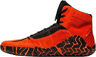 ASICS Aggressor 4 男士摔跤鞋 Koi/Black 12 M US