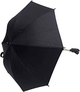 for-Your-Little-One Parasol 兼容 Recaro Akuna Parasols,黑色