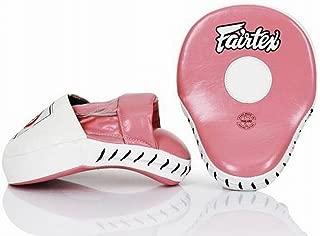 Fairtex 波状拳击MMA Muay 泰拳手枪训练目标焦点击垫手套