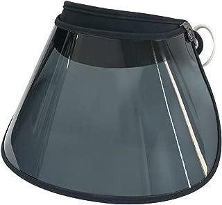 COMOLIFE 可折叠偏光UV遮阳帽 隔离99%紫外线 女款 宽檐 紫外线 反射光 小巧
