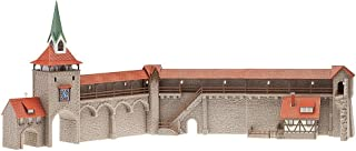 Faller 130401 Old Town Wall Set HO Scale Building Kit
