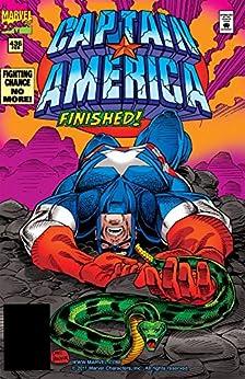 """Captain America (1968-1996) #436 (English Edition)"",作者:[Gruenwald, Mark]"