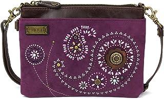 Chala 小型斜挎手机钱包,带 2 个可调节肩带