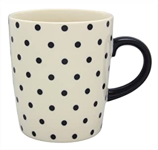 KAGUARA植物 马克杯 白色 300ml 美浓烧 马克杯 K12062
