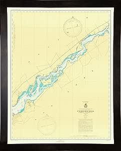 Frame USA 3792 加框印刷品 26.67 厘米 x 20.96 厘米 由 Lantern Press-LANPRE144883 绘制,26.67 厘米 x 21.28 厘米,咖啡咖啡咖啡色